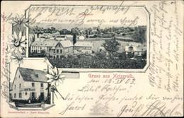 CPA Hetzerath Erkelenz Im Rheinland, Gesamtansicht, Gastwirtschaft - Sonstige