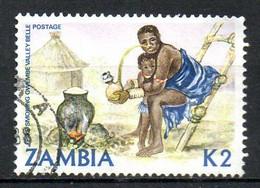 ZAMBIE. N°243 Oblitéré De 1981. Pipe. - Tabak