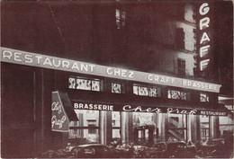 CPA PARIS (9e) CHEZ GRAFF Place Blanche Restaurant (561136) - Bar, Alberghi, Ristoranti