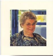 Devotie Doodsprentje Overlijden - Denise Claeys Wed Firmin Huys - 1932 - 2001 - Deinze - Décès