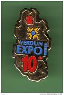 CAISSE D'EPARGNE *** 10e EXPO VERDUN - MEUSE *** 2112 - Banche
