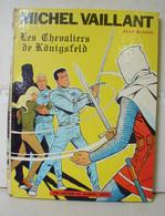 BD. 56. Michel Vaillant, Les Chevaliers De Königsfeld . Editions Du Lombard. EO 1967 - Michel Vaillant