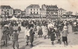*** 85  ***  LES SABLES D'OLONNE   Sur La Plage  Neuve Excellent état - Sables D'Olonne