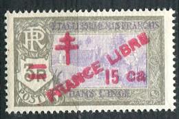 INDE ( POSTE ) : Y&T  N°  208  TIMBRE  NEUF  AVEC  TRACE  DE  CHARNIERE . A  SAISIR . - Nuevos