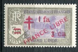 INDE ( POSTE ) : Y&T  N°  211  TIMBRE  NEUF  AVEC  TRACE  DE  CHARNIERE . A  SAISIR . - Nuevos