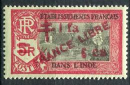 INDE ( POSTE ) : Y&T  N°  212  TIMBRE  NEUF  AVEC  TRACE  DE  CHARNIERE . A  SAISIR . - Nuevos
