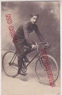 Arménie Archive Famille Arménienne France Carte Photo Sport Cyclisme - Armenia