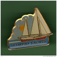 BATEAU *** YACHTS SCORPIO *** 2113 - Barche