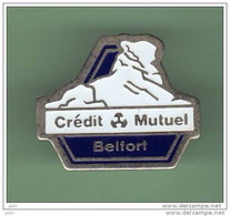 CREDIT MUTUEL *** BELFORT *** 2113 - Banche