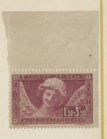 LE SOURIRE DE REIMS 1f 50 C + 3 F 50 C Lilas N° 256 Neuf ** - Unused Stamps