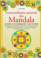 L'EXTRAORDINAIRE POUVOIR DES MANDALA DE G. INFUSINO EDITIONS DE VECCHI - Esotérisme