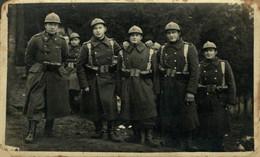 RPPC Photo Postcard  Military Militar Militär Militaire - Reggimenti