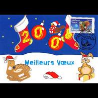 CM CEF - Meilleurs Voeux 2008 (Adh 140) - Paris 24/11/2007 - 2000-09
