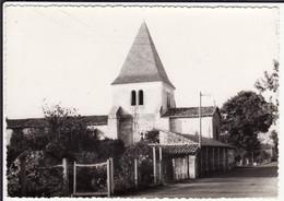 CHARENTE - BORS ( De Montmoreau )  ( Eglise ) - Eglises Et Cathédrales