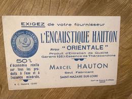 BUVARD MARCEL HAUTON - Produits Ménagers