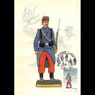 CM - Soldats De Plomb : Fantassin. 1914. - 2010-2019