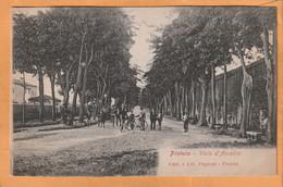 Pistoia Italy Old Postcard - Pistoia