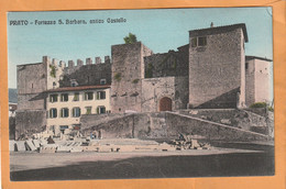 Prato Italy Old Postcard - Prato