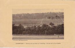CHAMPIGNY CHAMPS DE COURSES DU TREMBLAY -PORTE DE VERSAILLES   REF 71558 - Horse Show