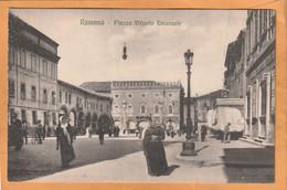 Ravello Italy Old Postcard - Ravenna