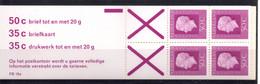 PAYS BAS / CARNET NEUF Nr YVERT : C948a   NL Nr : PB 18-a - Postzegelboekjes En Roltandingzegels