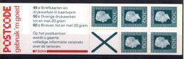 PAYS BAS / CARNET NEUF Nr YVERT : C949a   NL Nr : PB 24A - Postzegelboekjes En Roltandingzegels
