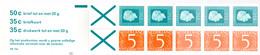PAYS BAS / CARNET NEUF Nr YVERT : C976 IV   NL Nr : PB 19a - Postzegelboekjes En Roltandingzegels