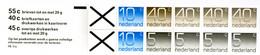PAYS BAS / CARNET NEUF Nr YVERT : C1041b   NL Nr : PB 21a - Postzegelboekjes En Roltandingzegels