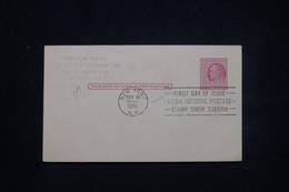 ETATS UNIS - Entier Postal Avec Oblitération FDC En 1951 - L 99901 - 1941-60