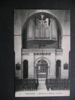 Perigueux.-Interieur De La Basilique,les Orgues - Périgueux