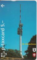 SWITZERLAND - PHONE CARD - TAXCARD PRIVÉE - V-69 *** St.CHRISCHONA *** - Suisse