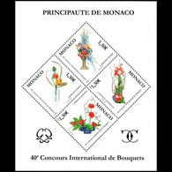 BF N° 93 De Monaco Neuf ** - Blocs