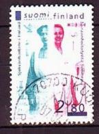 1998. Finland. 100 Years Of Society Of Nurses. Used. Mi. Nr. 1426. - Usados