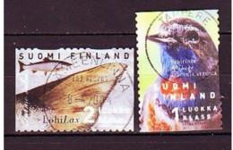 1999. Finland. Fauna. Used. Mi. Nr. 1461-62. - Usados