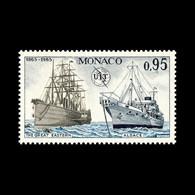 Timbre De Monaco N° 673  Neuf ** - Unused Stamps