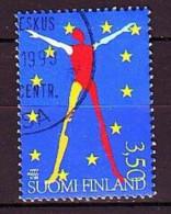 1999. Finland. Finland Chairman Of The E.U. Used. Mi. Nr. 1483. - Usados