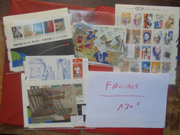 +++ SUPERBE FACIALE 130 EURO MODERNE BLOCS-EURO+++ - Collections