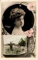 Fantasie - Vrouw - Ete - Sergy - 1910 - Non Classificati