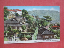 View Of Higashi Yamate Nagasaki  Japan    Ref  4976 - Non Classés