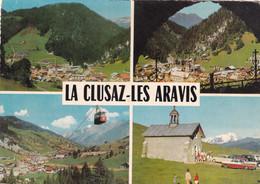 74, La Clusaz, Les Aravis, Multivues - La Clusaz