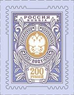 Russia 2021 Definitive 200 Rubles MNH - Nuevos