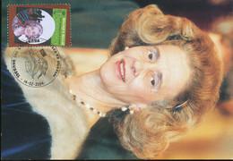 NB - [13639]TB//-CMAX 3243, 2004, MB - This Is Belgium, Les Belges Dans Le Monde, Reine Fabiola - Case Reali