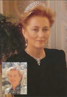 NB - [14066]TB//-CMAX 3683, 2007 - Belgique - Les 70 Ans De La Reine Paola - Carton Brillant - Case Reali