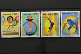 Kap Verde, MiNr. 636-639, Postfrisch / MNH - Islas De Cabo Verde