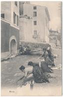 2d.219.  ARCO - Trento - Lavandaie - 1909 - Autres Villes