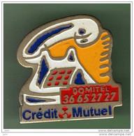 CREDIT MUTUEL *** DOMITEL *** 2113 - Banche