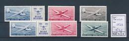 BELGIUM  AIR COB PA26/29 MNH POSTFRIS SANS CHARNIERE - Airmail