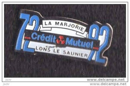 CREDIT MUTUEL *** LONS LE SAUNIER *** 2113 - Banche