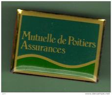 ASSURANCES *** MUTUELLE DE POITIERS *** 2113 - Banche