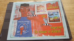 LOT546619 TIMBRE DE COLONIE WALLIS ET FUTUNA NEUF** LUXE - Collections, Lots & Series